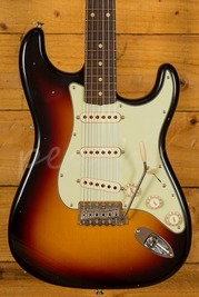 Fender Custom Shop 61 Journeyman Relic Strat 3 Tone Sunburst
