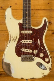 Fender Custom Shop 59 Heavy Relic Strat Vintage White