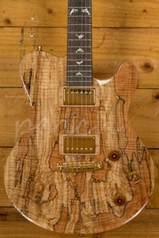 Nik Huber Dolphin Spalted Maple Brazilian Fingerboard Used