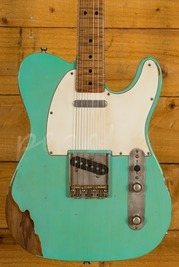 "LSL T Bone ""Roasted Run"" Trans Sea Foam Green"