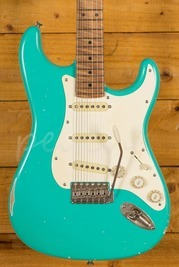 Xotic California Classic XSC-1 Sea Foam Green Medium Aged
