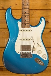 Xotic California Classic XSC-2 Lake Placid Blue Medium Aged