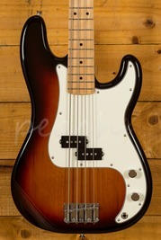 Fender Player Series P-Bass Maple Neck 3TSB