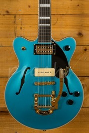 Gretsch G2655TG-P90 Limited Edition Streamliner Jr Riviera Blue