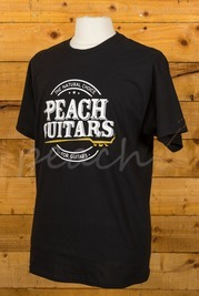 Peach Guitars Logo T-Shirt