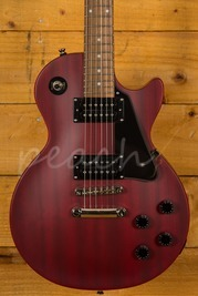 Epiphone Les Paul Studio Electric Guitar - Worn Cherry