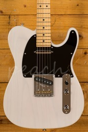 Suhr Classic T Pro Trans White Swamp Ash Maple SS