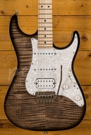 Suhr Standard Pro HSS Trans Charcoal Burst Maple
