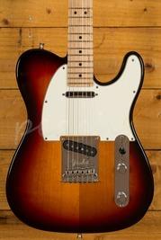 Fender American Standard Tele Sunburst Maple Used