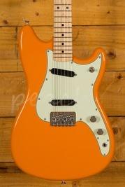 Fender Duo Sonic Capri Orange Used