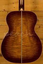CF Martin Custom Shop 000-14 Fret Engelmann Spruce and Quilted Maple