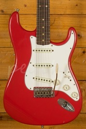 Fender Custom Shop Journeyman Relic Postmodern Strat Fiesta Red Used