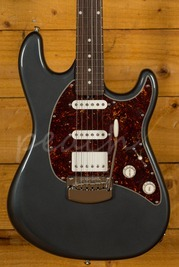 Music Man Cutlass HSS Charcoal Frost Rosewood