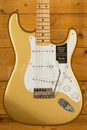 Fender American Original '50s Strat - Maple Board, Aztec Gold