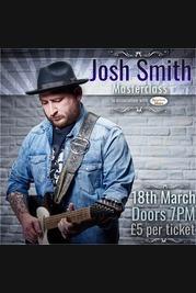 Josh Smith Clinic Ticket - 18th March
