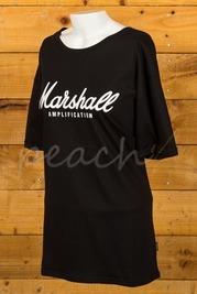 Marshall Women's Script Logo T-Shirt M