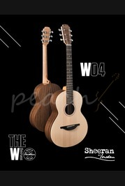 Sheeran by Lowden W-04