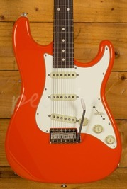Suhr Scott Henderson Signature Series Classic Fiesta Orange SSS