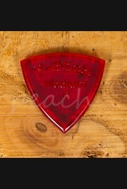 V-Picks Medium Pointed Ruby Red