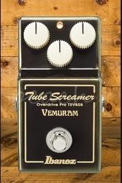 Ibanez TSV808 Overdrive - Ibanez/Vemuram Tubescreamer Collaboration