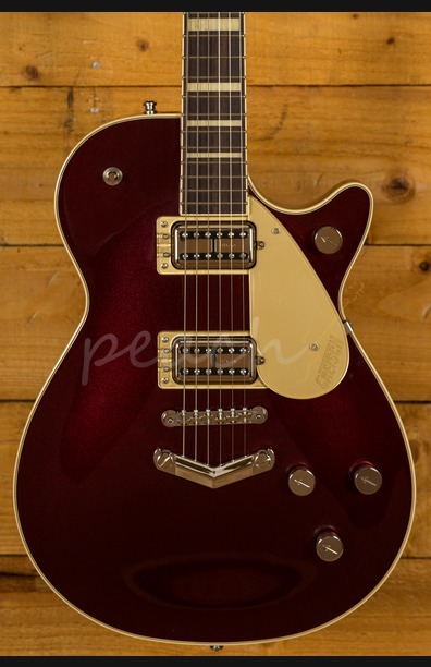 Gretsch - G6228 PRO Players Edition Jet BT - Deep Cherry Metallic