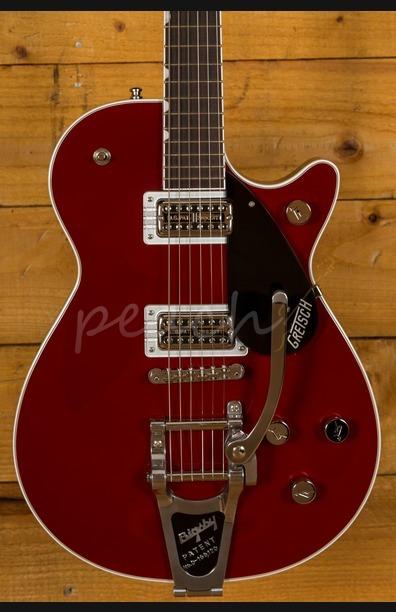 Gretsch - G6131T PRO Players Edition Jet - Firebird Red