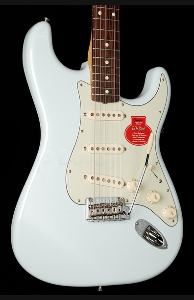 Fender Classic Player 60's Strat Sonic Blue