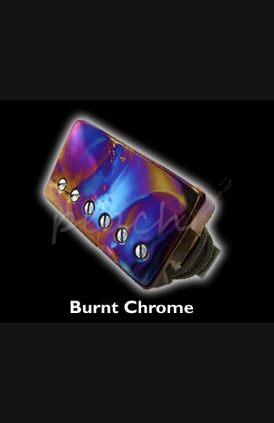 Bare Knuckle 'Painkiller' Burnt Chrome Set