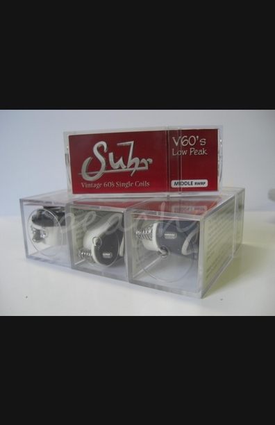 Suhr V60s LP Pickups