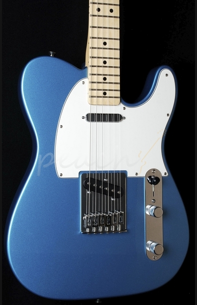 Fender Mex Standard Tele Lake Placid Blue