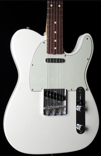 Fender 60's Classic Telecaster Olympic White