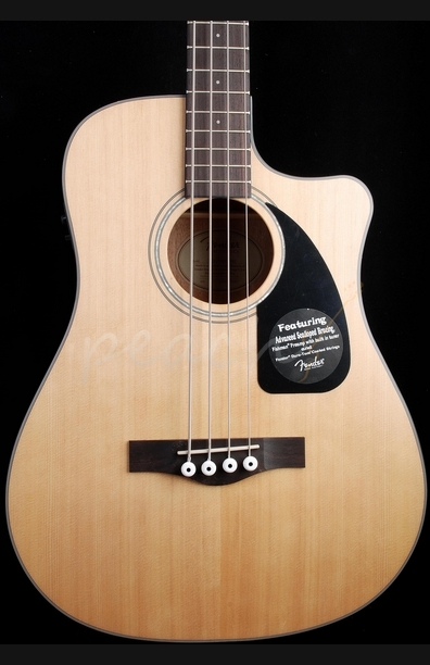 Fender CB-100CE Acoustic Bass