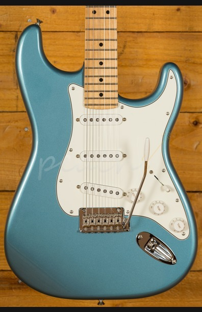 Fender Player Series Strat Maple Neck Tide Pool Blue