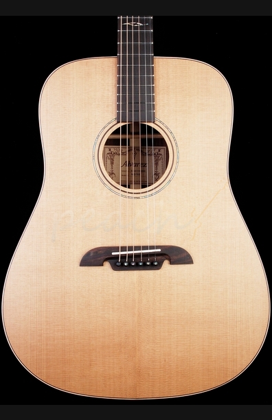 Alvarez MD75S Masterworks All Solid Wood Dreadnought