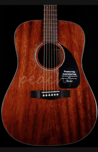 Fender CD60 All Mahogany