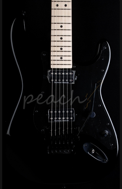 Charvel Pro Mod So-Cal Style 1 HH Floyd Rose Black