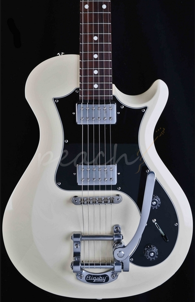 PRS S2 Starla Antique White