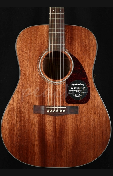 Fender CD-140S All Mahogany