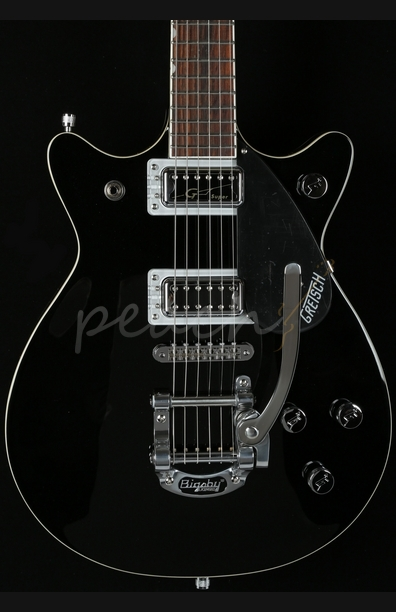 Gretsch G5655T-CB Electromatic Center Block Black Double Jet