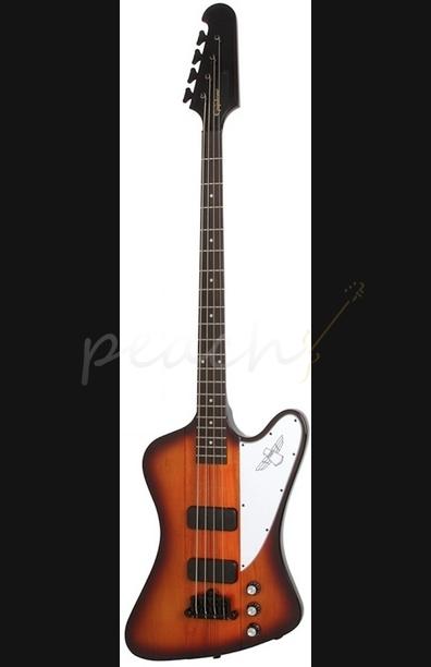 Epiphone Thunderbird Classic-IV Pro Bass in Vintage Sunburst