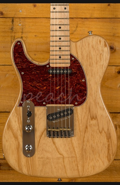 G&L Tribute ASAT Classic Natural Left Handed Used
