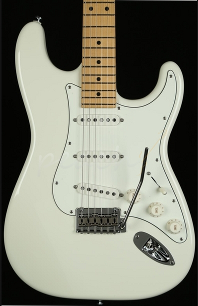 Suhr Classic Pro Olympic White Maple Neck SSS