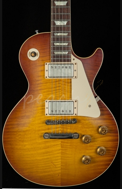 Gibson Custom 1959 Les Paul VOS Iced Tea 2014