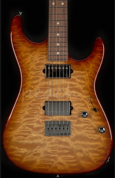 Suhr Standard Natural Burst