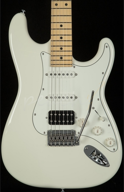 Suhr Classic Pro Olympic White MN HSS