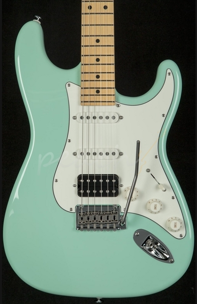 Suhr Classic Pro Surf Green MN HSS