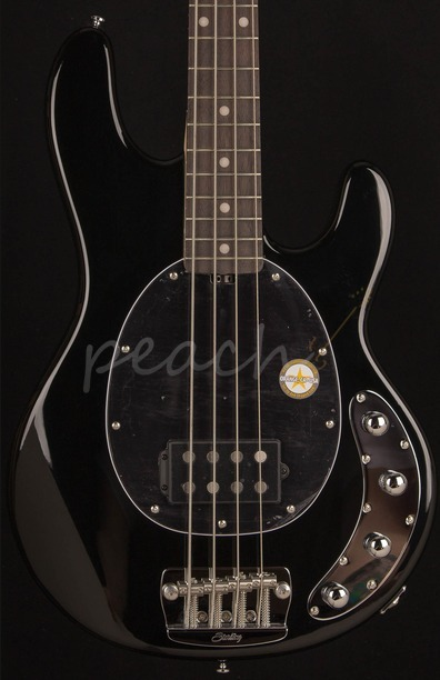Music Man Sterling Ray 34 Bass - Black
