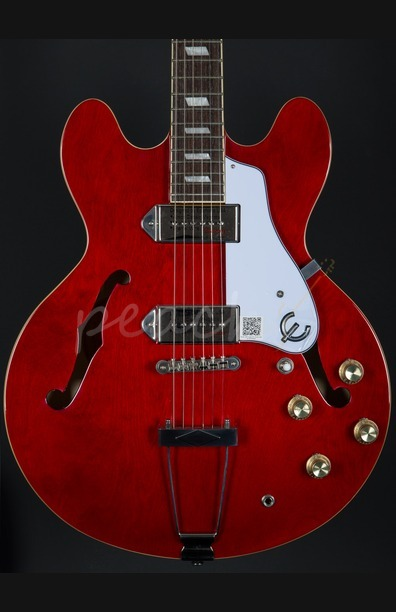 Epiphone Casino Hollowbody Electric Guitar - Cherry