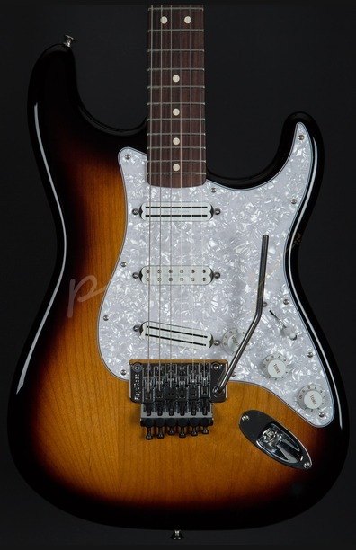 Fender Dave Murray Stratocaster Maple Fingerboard 2-Color Sunburst