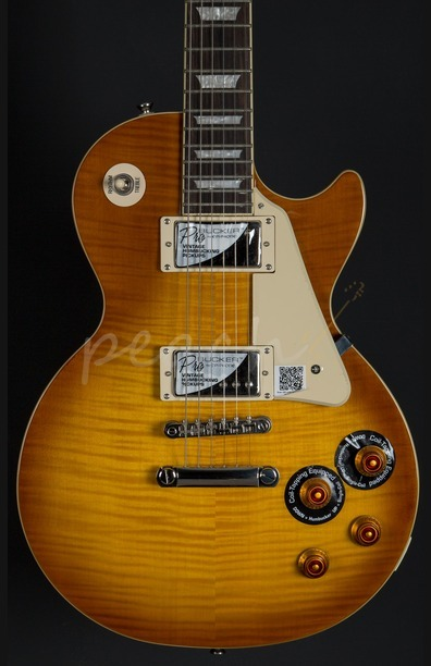 Epiphone Les Paul Plus Top Pro Honeyburst
